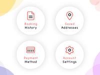 Icons User Profile