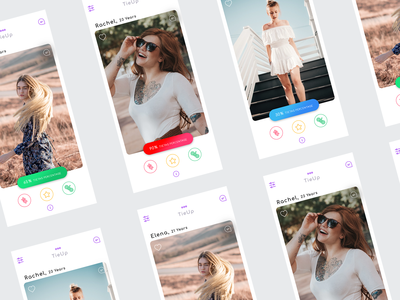 Dating App Design