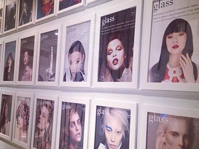 Wall of Glass Magazine