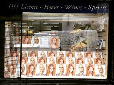 Glass Magazine in Soho London
