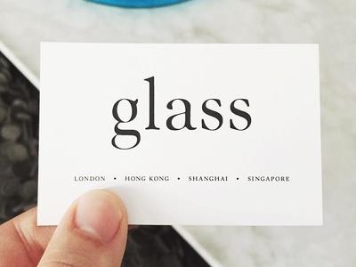 Glass Magazine - business ;)