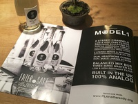 ENTER.Sake & MODEL1 adverts out in MIXMAG this month :)