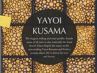 Yayoi Kusama for Glass Magazine