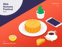 A happy Mid-Autumn festival
