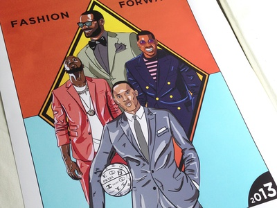 Fashion Forward Poster