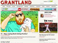 Action Bronson for Grantland