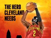Cleveland cavs kyrie irving