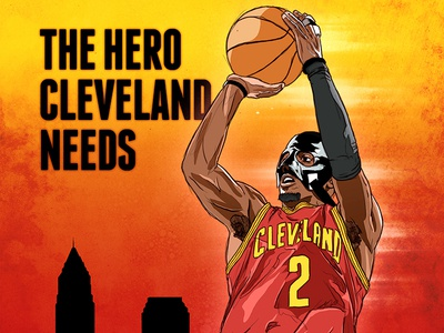Cleveland Cavaliers - Kyrie Irving