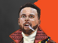 Steph Curry: The Shooter from the Bay