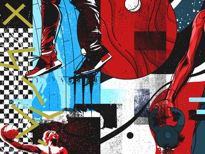 Crew X Mural