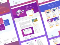 WooCommerce Plugin Store photoshop web illustrations site ux products page minimal responsive plugin store plugin woocommenrce website clean illustration typography web design gradient uiux ui design