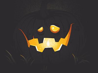 Hein-Ungehoyer kuerbis illustration pumpkin monster poster party halloween hein-hoyer-straße heinungehoyer