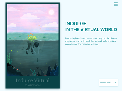 Indulge Virtual 插图