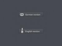 Language button detail