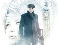 Spy Thriller book cover