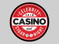 John Starks Celebrity Casino and Cigar Night logo