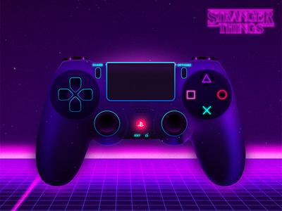 Retro Dualshocks Ps4 Controller