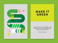 Make it Green