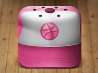 Dribbble Hat