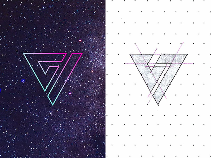 Dribbble cover gv