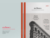 Echoes   Human Resources People Magazine