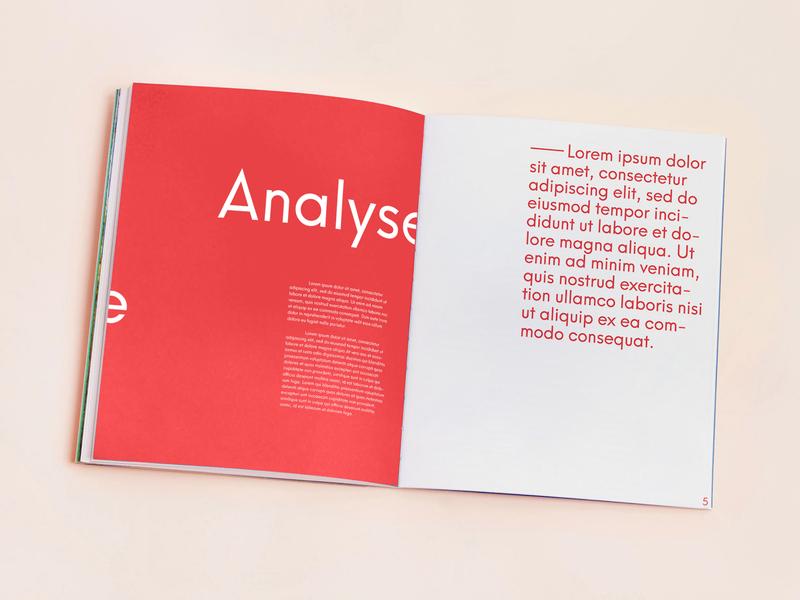 Juurlink [+] Geluk Booklet booklet magazine urbanism architecture lanscape identity design print typography