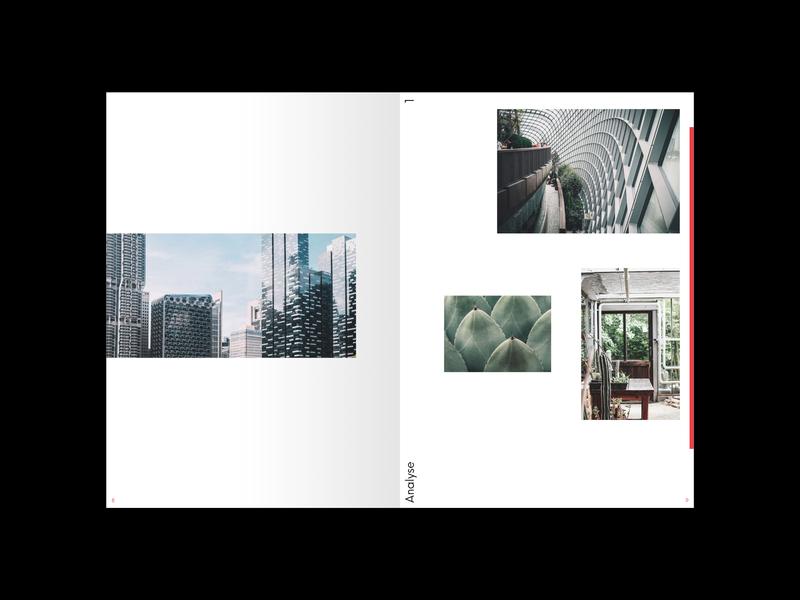 Juurlink [+] Geluk Booklet landscape landscape design architecture booklet booklet design minimal print identity design typography
