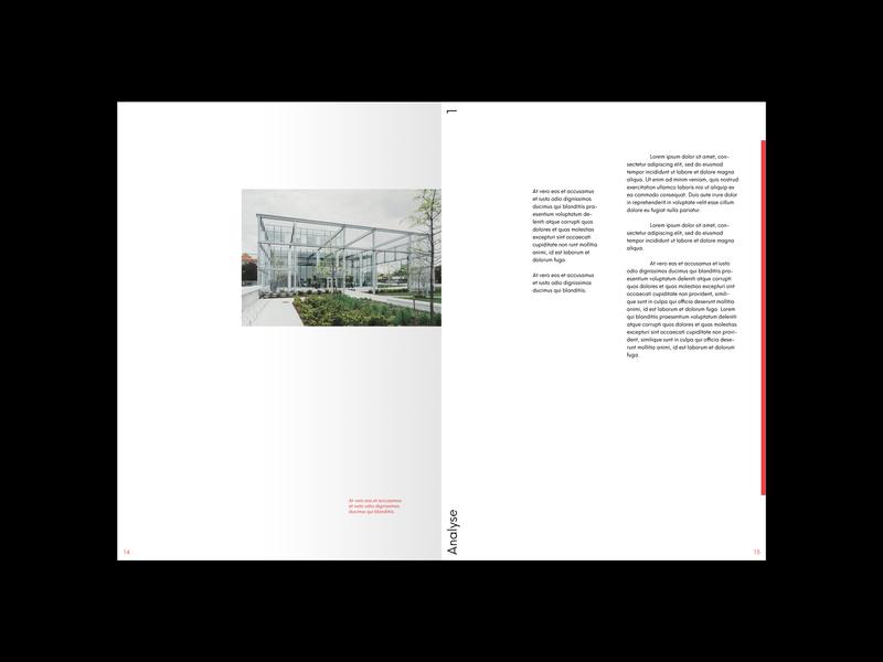 Juurlink [+] Geluk Booklet urbanism landscape landscape design architecture booklet design booklet minimal identity design print typography