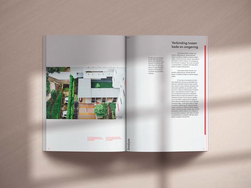 Juurlink [+] Geluk Booklet booklet design booklet urbanism landscape design landscape architecture design architecture minimal design identity print typography