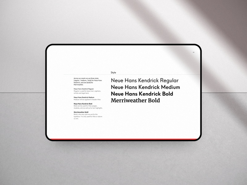 Juurlink [+] Geluk Brandbook grotesk typeface guideline styleguide brandbook minimal design identity print typography