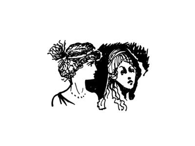 Antique girls