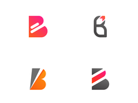 B mark design