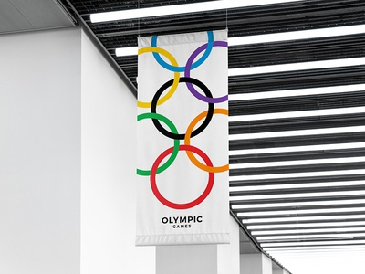 Olympic Games – Banner