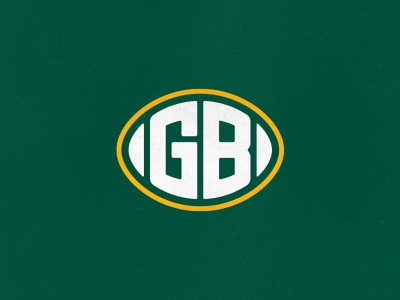 Green Bay Packers historic classic yellow green gb sports wisconsin cheese cheeseheads rebrand nfl american pack monogram logo packers team football green bay badge