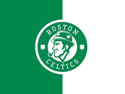 Boston Celtics design luck identity branding logo sports basketball nba celtics boston