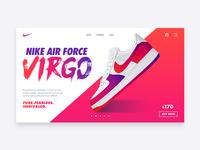 Nike Air Force Virgo – Main