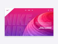 Nike Air Force Virgo – Background