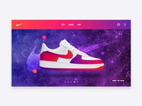 Nike Air Force Virgo – Features