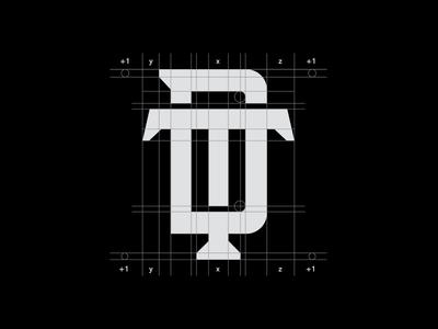 D + T Monogram