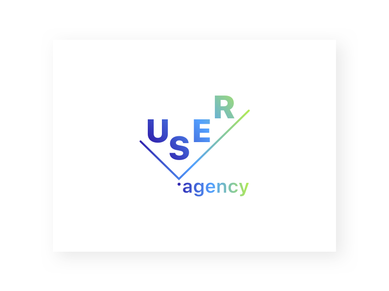 User Agency Logo istanbul user test user experience logo
