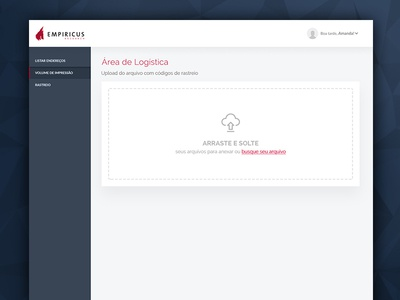 Desktop Logistics Application: Inventory