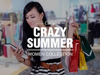 """Crazy Summer Women Collection"""