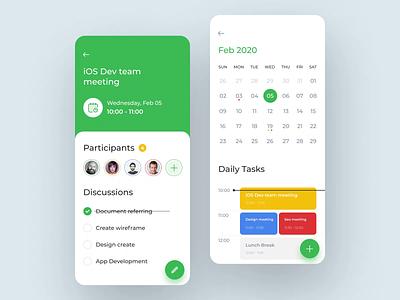 Google calendar animation animation design app design google app google calendar calendar app