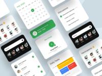 App elements