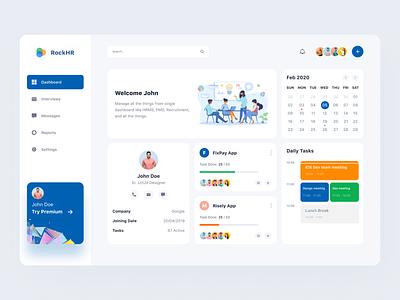 Management Dashboard progress activity profile tasks pms dashboard design web design dashboad hrms project management
