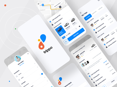 Taxi booking app mobile ride sharing app riding app ola uber clone uber app uber booking ui design taxi booking taxi driver app design app taxi app taxi taxi booking app