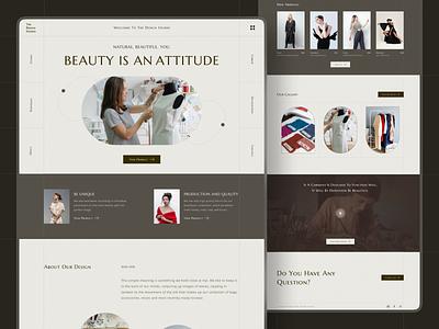Fashion Design Studio webuiux websiteux websiteui webux webui webdesign fashiondesignstudio designstudio fashiondesign fashion websitedesign website uiuxdesign uxdesign uidesign uiux ux ui