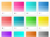 Color palettes2