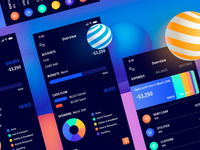Expense Tracker App (Dark Version)