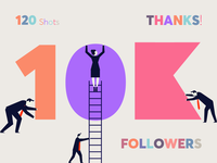 10K Followers!